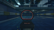 RTA Reflex Sight (1X) low light