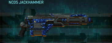 Nc digital heavy gun nc05 jackhammer