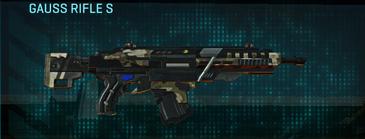 Woodland assault rifle gauss rifle s