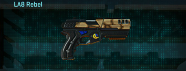 Giraffe pistol la8 rebel