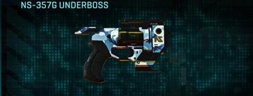Nc urban forest pistol ns-357g underboss