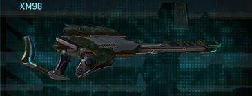 Clover sniper rifle xm98