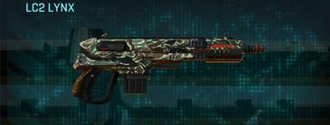 Scrub forest carbine lc2 lynx