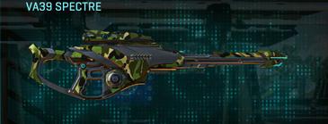 Jungle forest sniper rifle va39 spectre