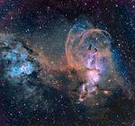 NGC 3603+NGC 3576