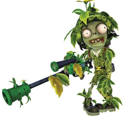 Camo ranger plants vs zombies roleplay wiki fandom powered by wikia for Plants vs zombies garden warfare characters
