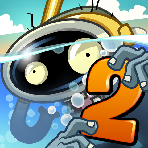 File:Plants Vs. Zombies™ 2 It's About Time Square Icon (Versions 2.9.1).png