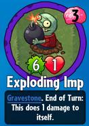 Receiving Exploding Imp