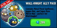 Wall-Knight Ally Pack Promotion