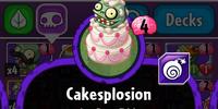 Cakesplosion
