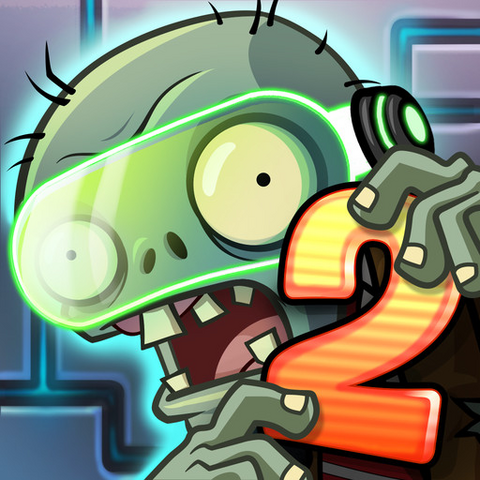 File:Plants Vs. Zombies™ 2 It's About Time Square Icon (Versions 2.1).png