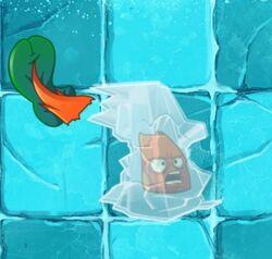 Frozen Chard Guard Glitch