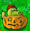 Cactus pumpkin