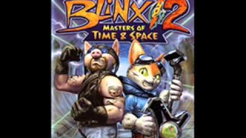 Blinx 2 Masters of Time and Space Music Final Boss