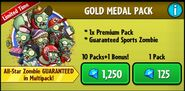 GoldMedalPackPvZH