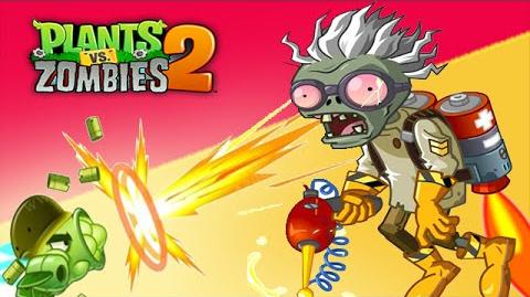 Plants Vs Zombies 2 Castle in the Sky Day 1 - PVZ 2 China