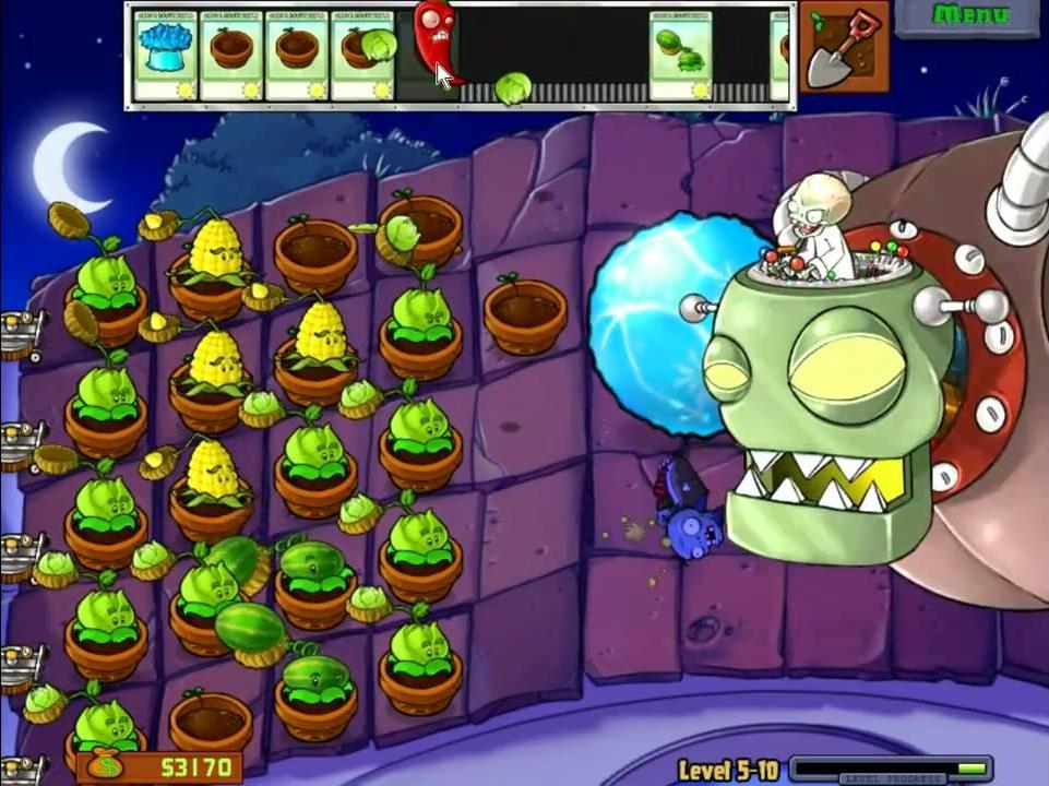 Level 5 10 Plants Vs Zombies Wiki Fandom Powered By Wikia