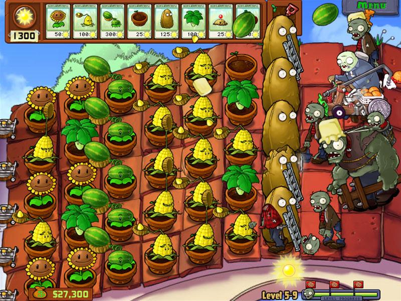 Level 59  Plants vs Zombies Wiki  FANDOM powered by Wikia