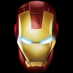 File:Iron Man face.png
