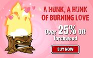 A Hunk, A Hunk Of Burning Love. Over 25% Off Torchwood. Buy Now
