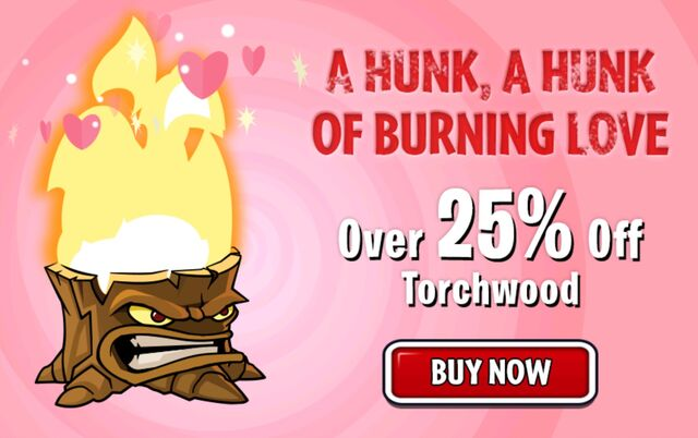 File:A Hunk, A Hunk Of Burning Love. Over 25% Off Torchwood. Buy Now.jpg