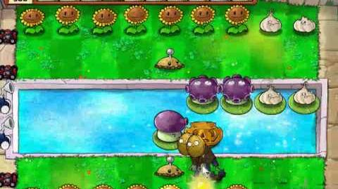 Plants vs Zombies Zombotany2 (Simple strategy)-0