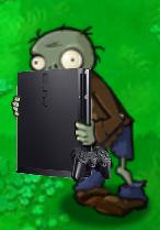 PS3 Zombie