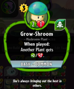 Grow-shroom description