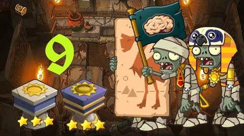 PvZ Online - Adventure Mode - Pyramid of Terror 9