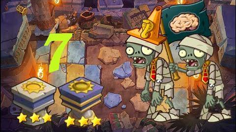 PvZ Online - Adventure Mode - Zphinx 7