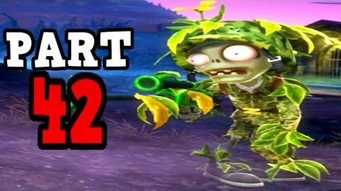 Plants vs Zombies Garden Warfare Camo Ranger Gameplay Walkthrough - All New Abilities (Foot Soldier)