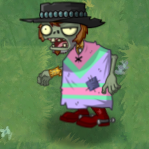 Easter Poncho Zombie