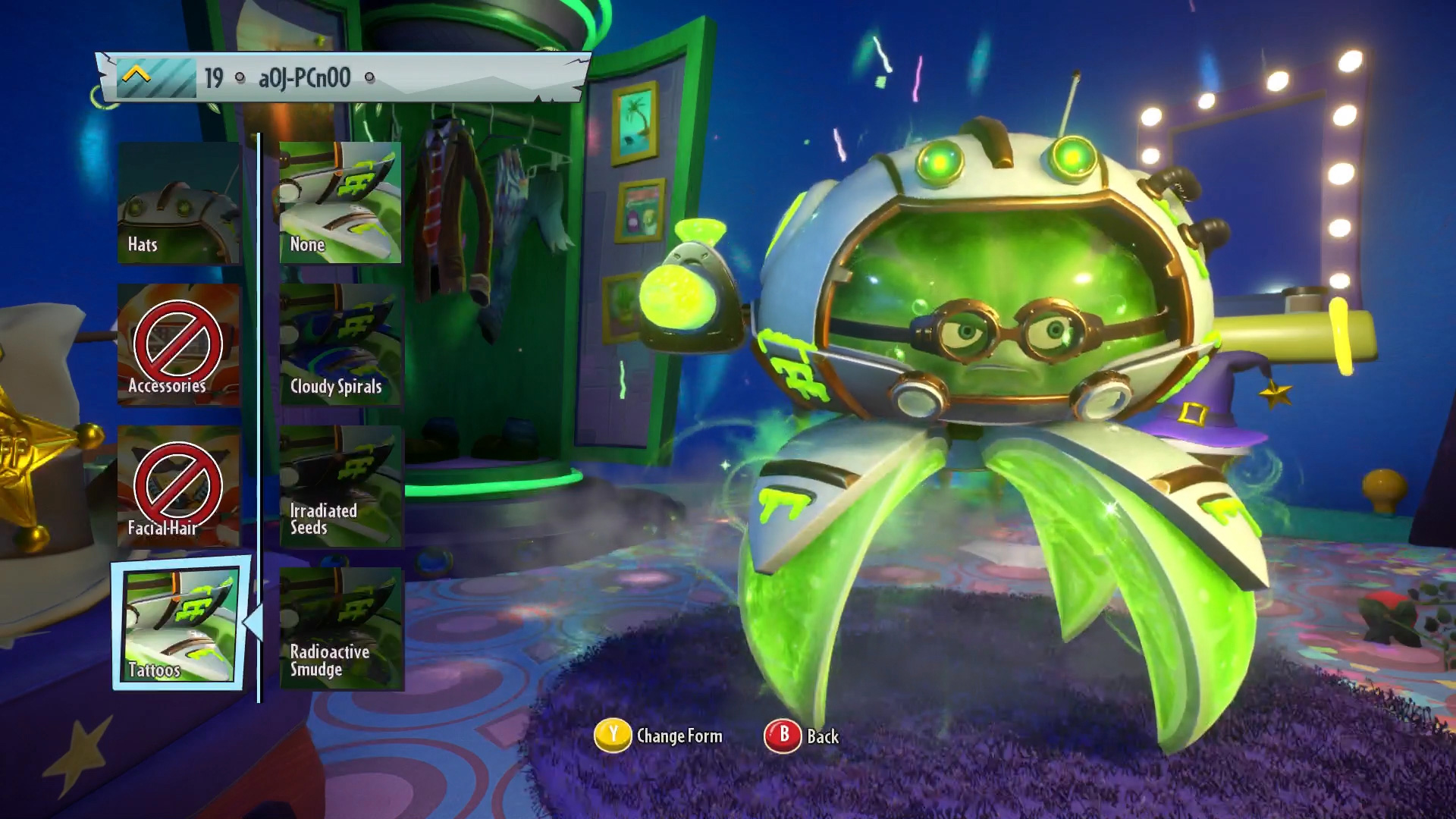 Citron from plants vs zombies garden warfare 2 plants vs zombies - Image Toxic Citron In Customize Jpg Plants Vs Zombies Wiki Fandom Powered By Wikia