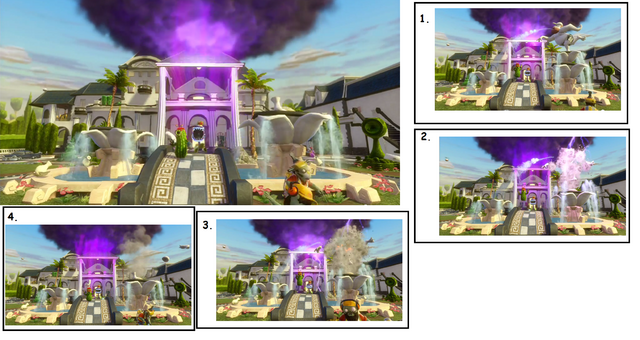 File:PvZGW- CDMansion Take over by Zombies(No. of Pictures Scenes).png