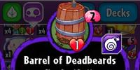 Barrel of Deadbeards