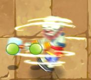 Hammer-spin