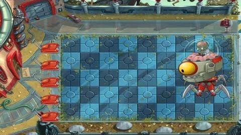 Plants vs Zombies 2- Far Future Day 25 - Final Boss Fight