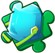 Blue Bucket Puzzle Piece Level 1