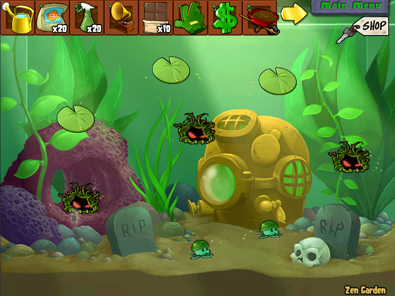 Aquarium Garden Plants vs Zombies Wiki Fandom powered by Wikia