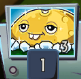 Pizzazzling Potato Mine Icon