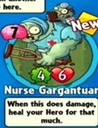 Receiving Nurse Gargantuar
