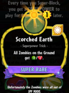 Scorched Earth statistics