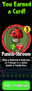 Earning Punish-Shroom