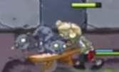 File:PVZOL Pig Carrier Zombie Releasing Zombie Pig.png