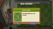 Got my last dusk lobber costume in pinata party