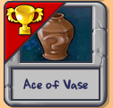 Ace of vase icon