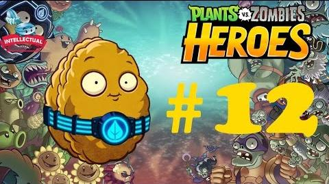 Plants vs Zombies Heroes Part 12 - PM 7 - Dance off at the Disco - Wall Knight