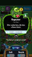 Repeater stats