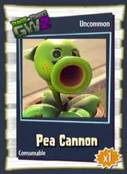 PeaCannonSticker