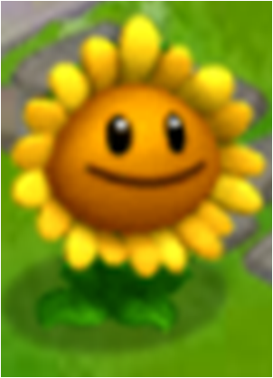 File:Sunflower in the Game.png